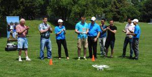 học lái và điều khiển flycam