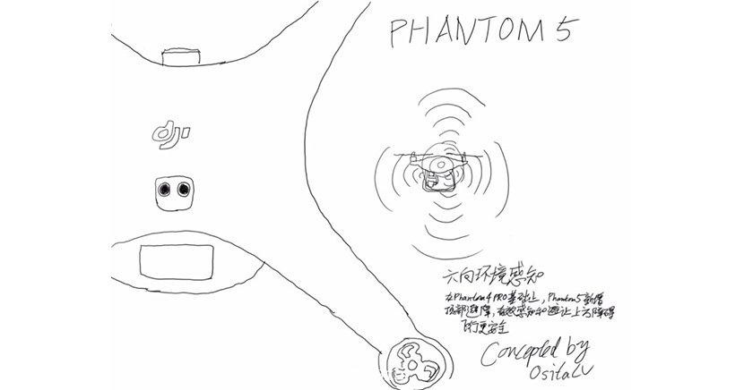 dji phantom5
