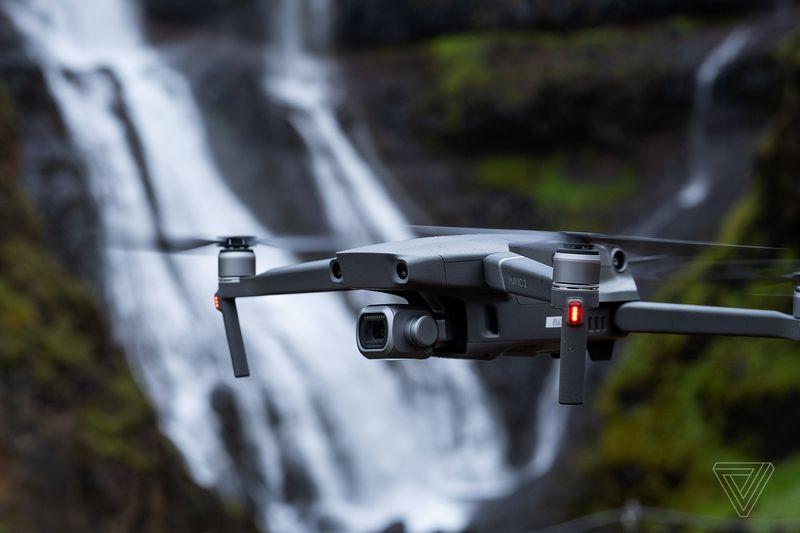 Mavic 2 pro - cho thuê flycam