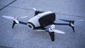 Parrot Bebop 2 với Skycontroller - cho thuê flycam