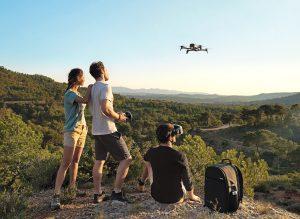 Flycam cho dân phượt, du lịch