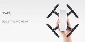 DJI Spark - flycam cho dân phượt, du lịch