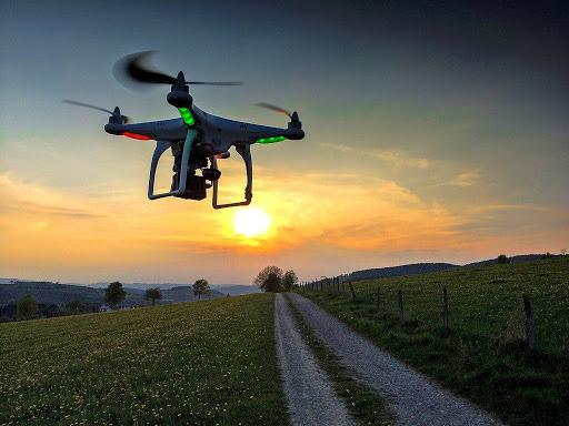 lưu ý khi chụp ảnh bằng flycam